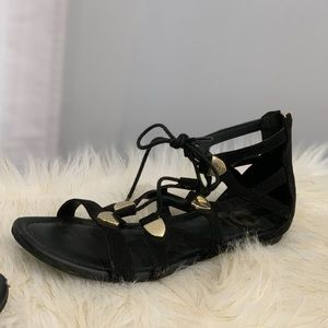 G by Guess strappy sandals size 8.5M
